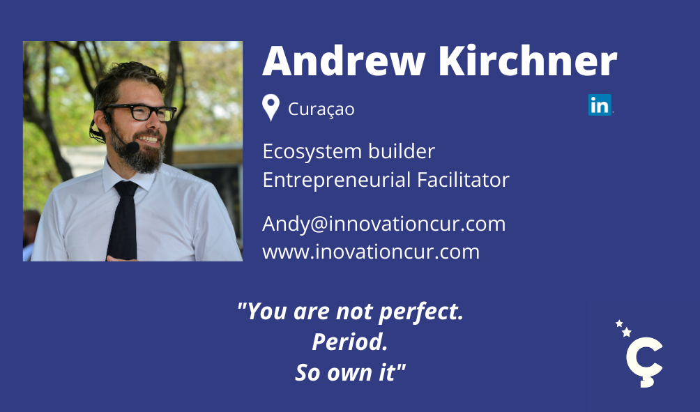 Andy Kirchner Speaker Writer Editor Innovation Ç Innovationcur