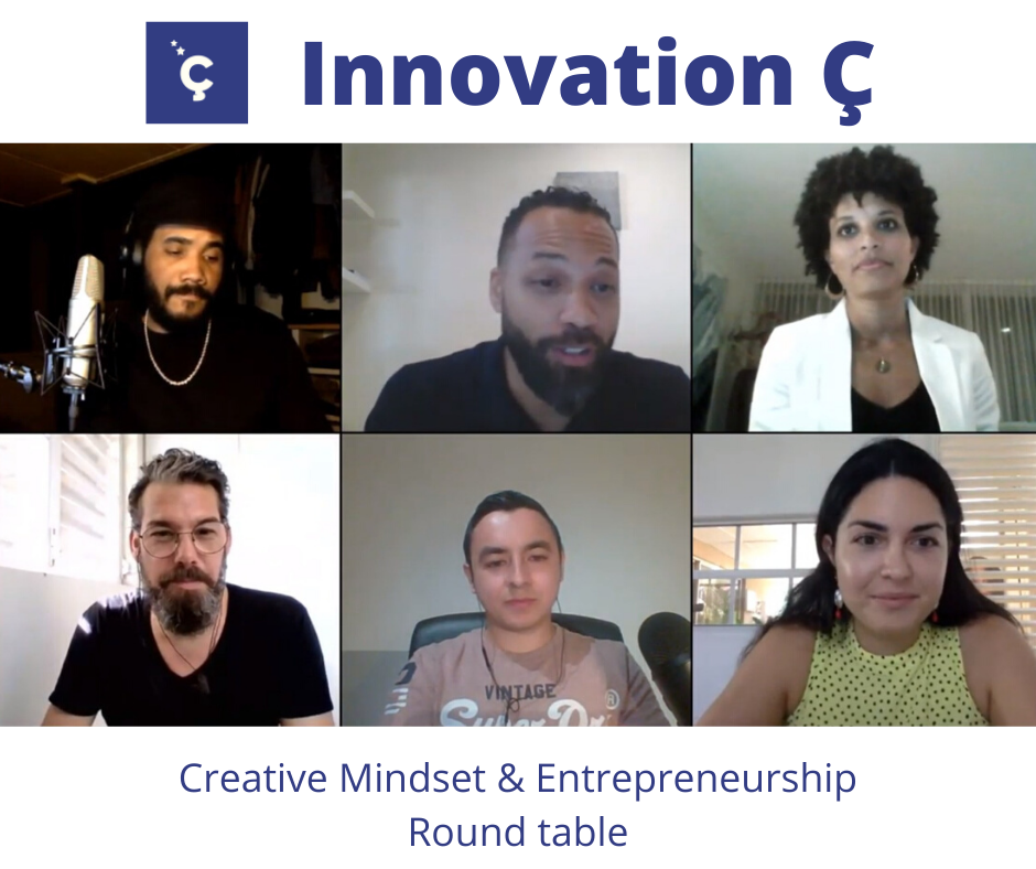 Creative Mindset & Entrepreneurship Innovation Ç Innovationcur Digital Conference Curacao