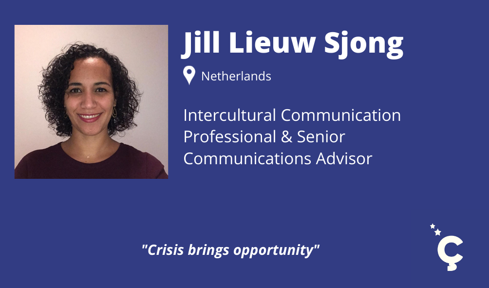 The Pioneros are coming! Let it begin with introducing Jill Lieuw Sjong.